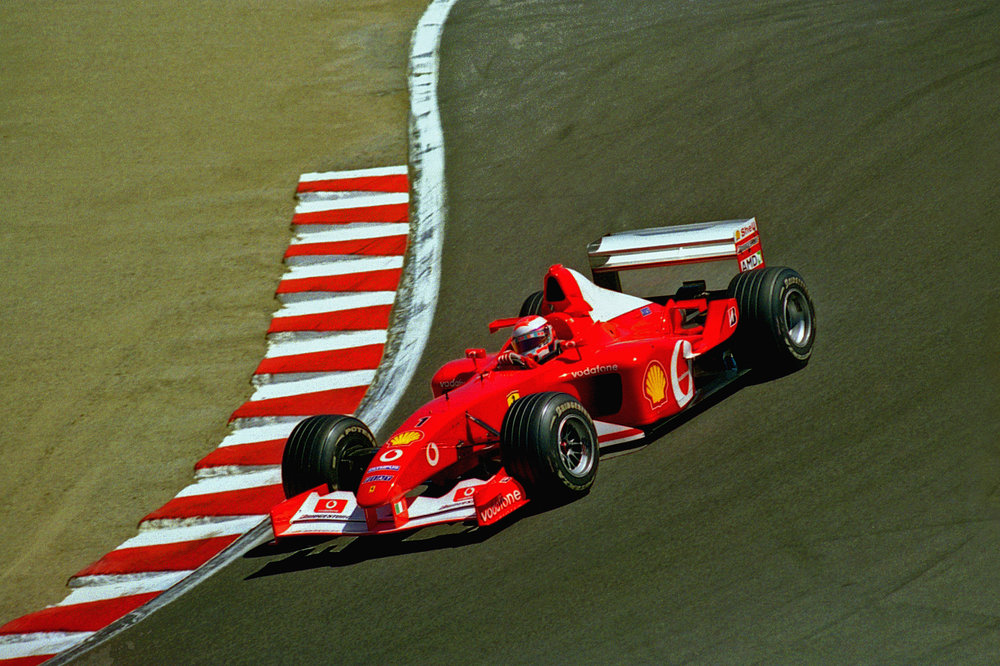 Ferrari F2003ga Close in Corkscrew For Autograph.JPG