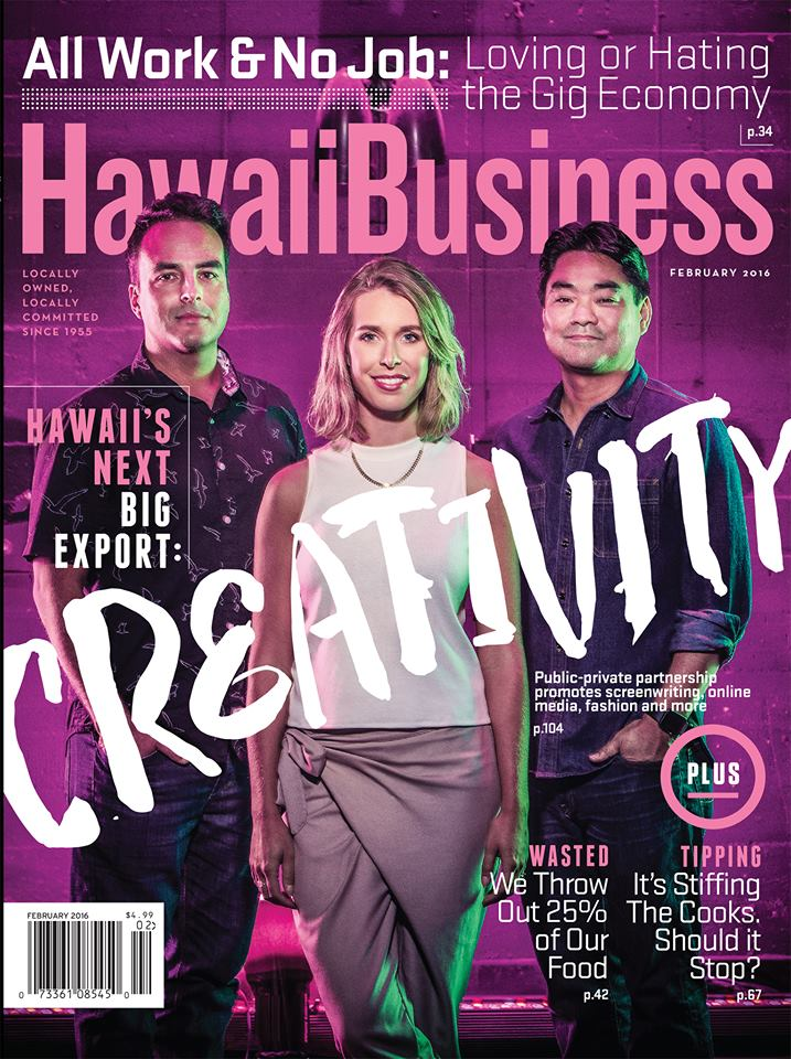 Hawaii Business Magazine Creativity