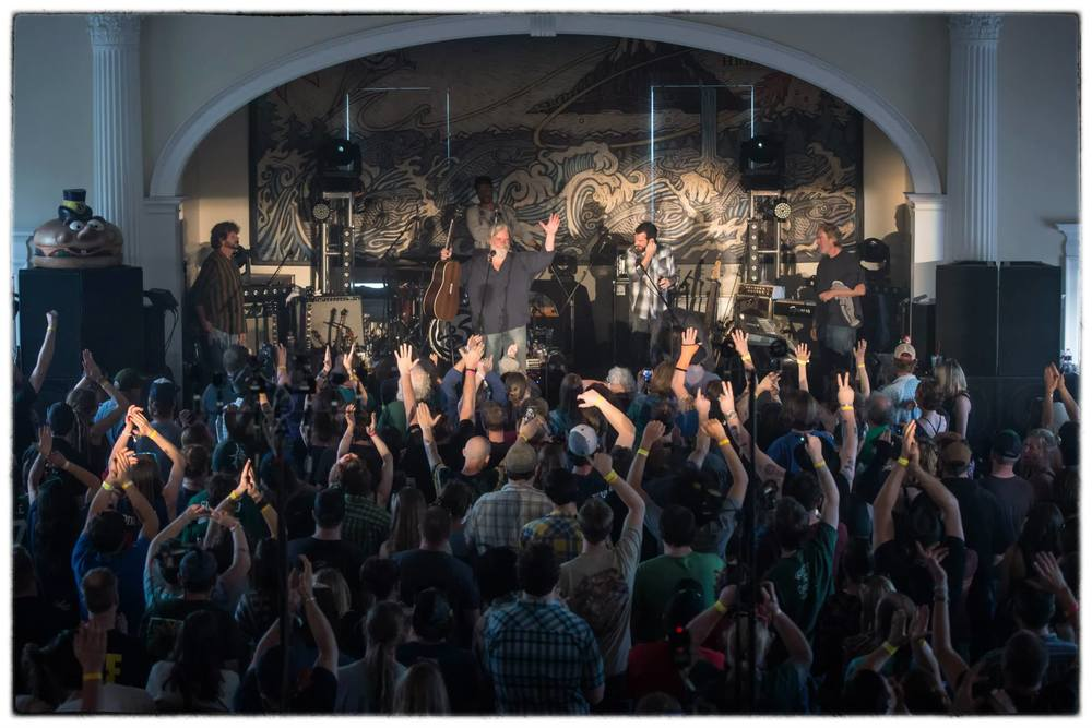 Leftover Salmon - The Stanley Hotel  Estes Park, CO - 13-15 Mar 2015