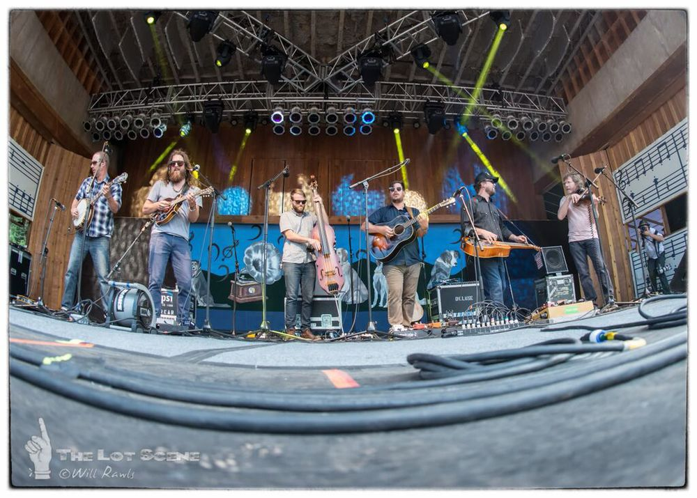 Greensky Bluegrass with Sam Bush
