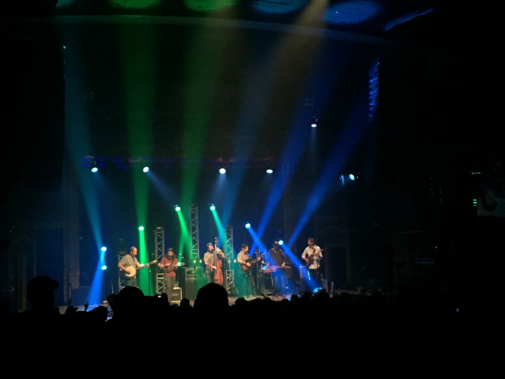 Greensky Bluegrass and Tyler Grant