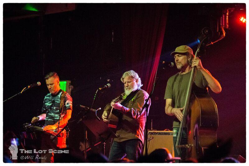 Andy Hall, Billy Nershi, and Keith Moseley