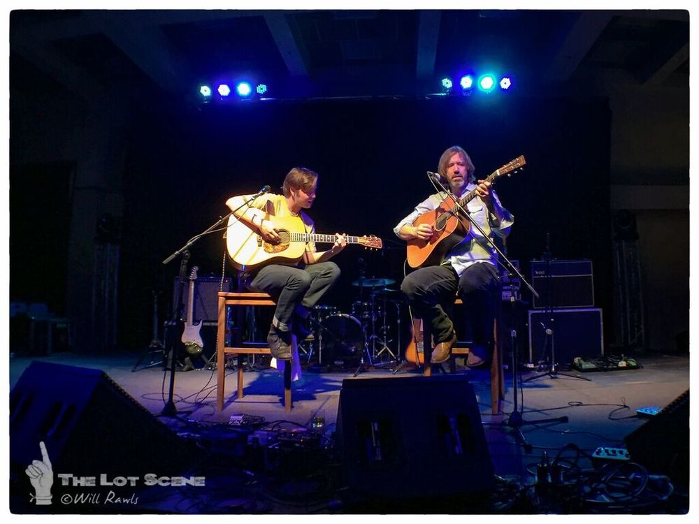 Billy Strings & Tyler Grant