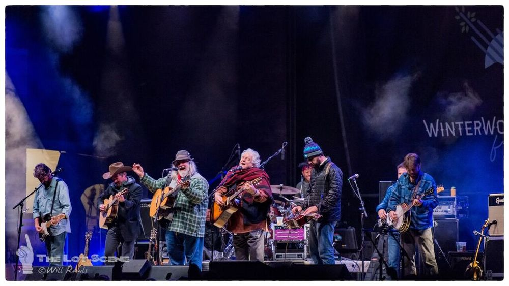 Leftover Salmon & Friends