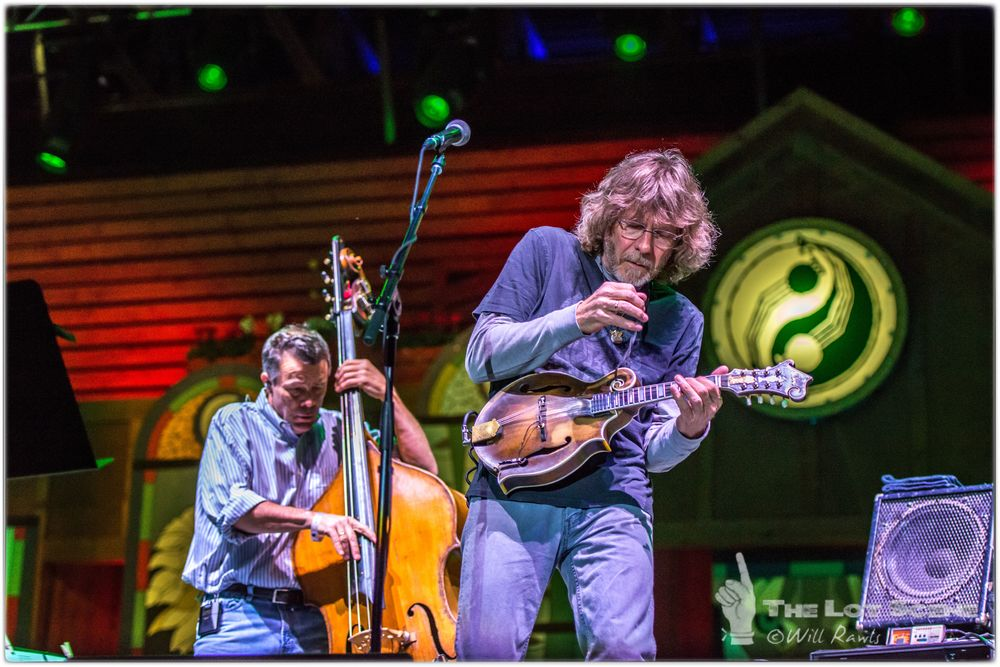 Edgar Meyer and Sam Bush