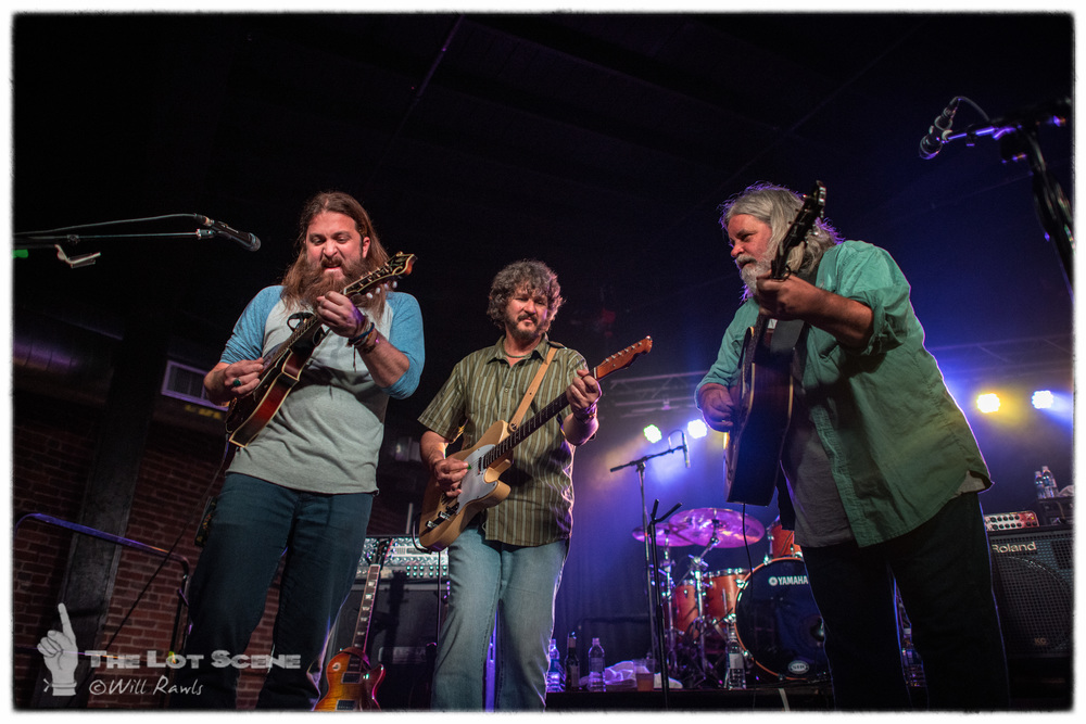 Paul Hoffman (Greensky Bluegrass) sitting in with Leftover Salmon @ The Cannery Ballroom (Nashville, TN - 3/28/15)