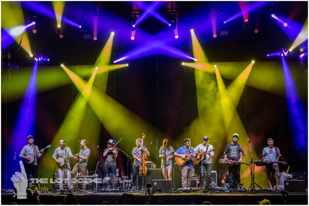 Greensky Bluegrass with The Infamous Stringdusters and Nicki Bluhm