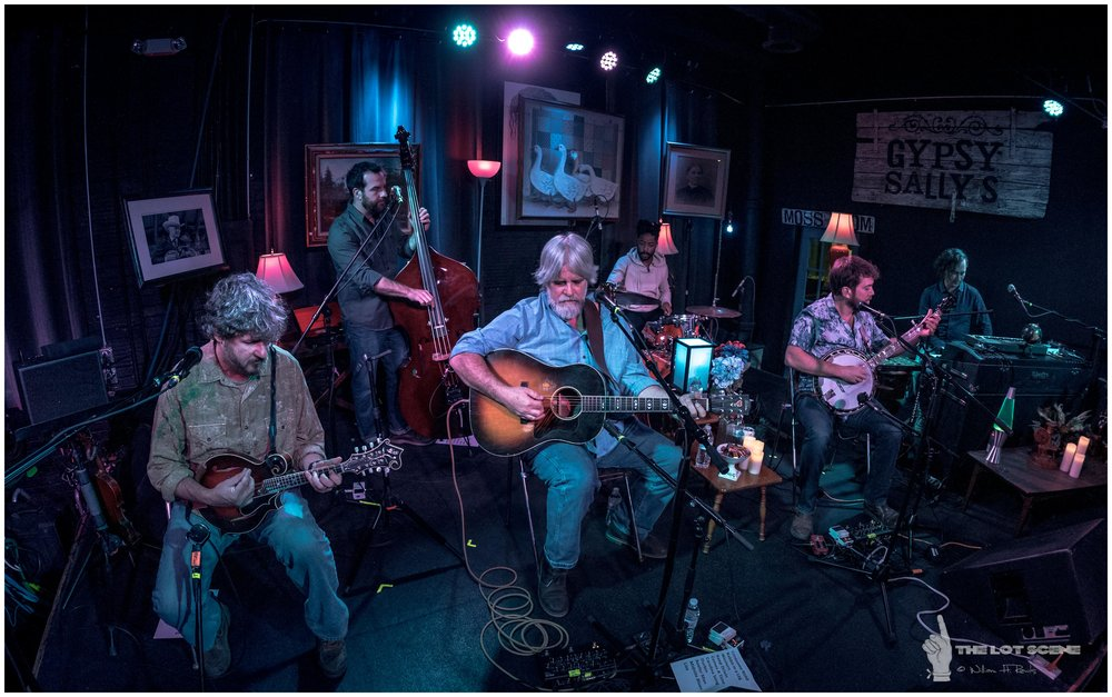 Leftover Salmon at Gypsy Sally's in Washington, DC