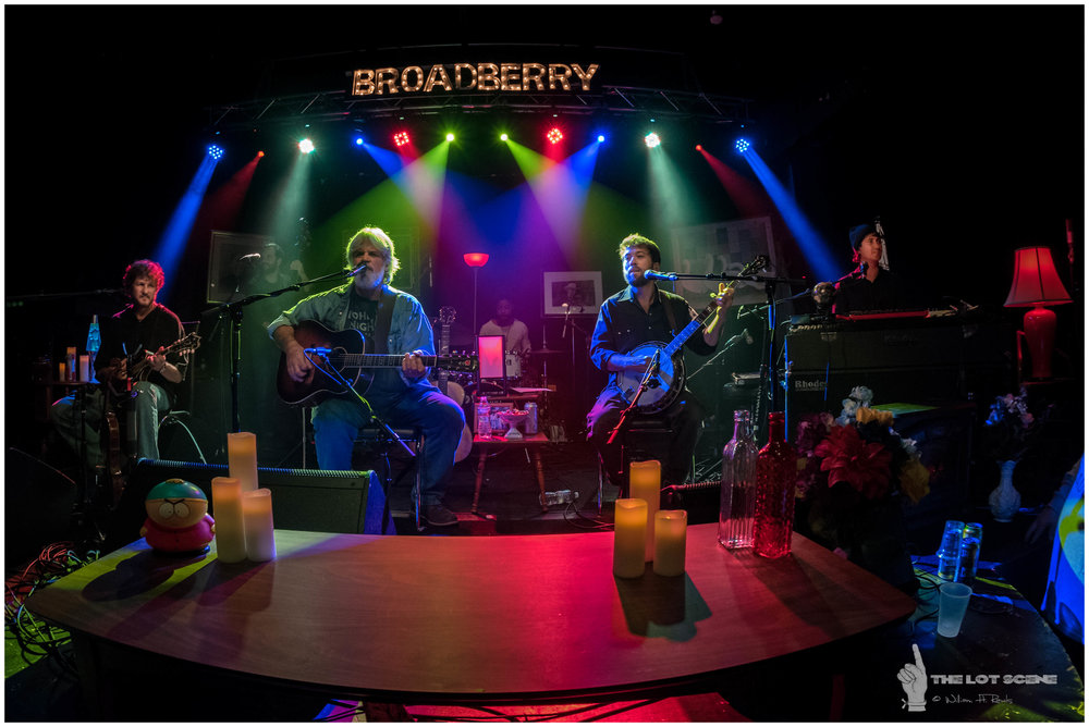 Leftover Salmon at The Broadberry
