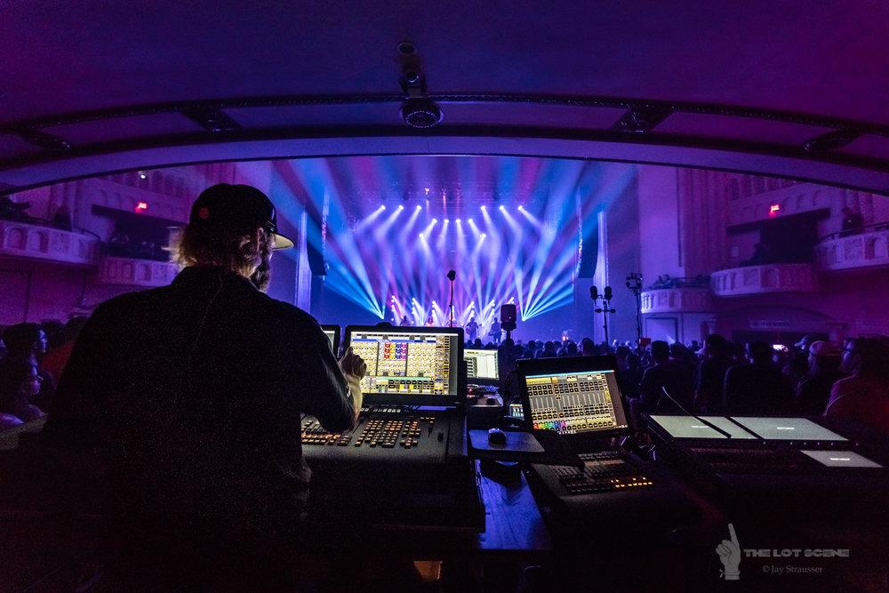 Greensky Bluegrass - Capitol Theatre - 10-6-18 -11.jpg