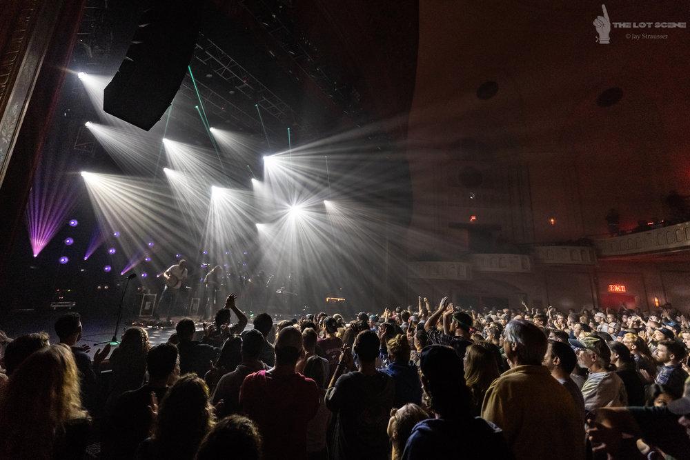 Greensky Bluegrass - Capitol Theatre - 10-6-18 -20.jpg
