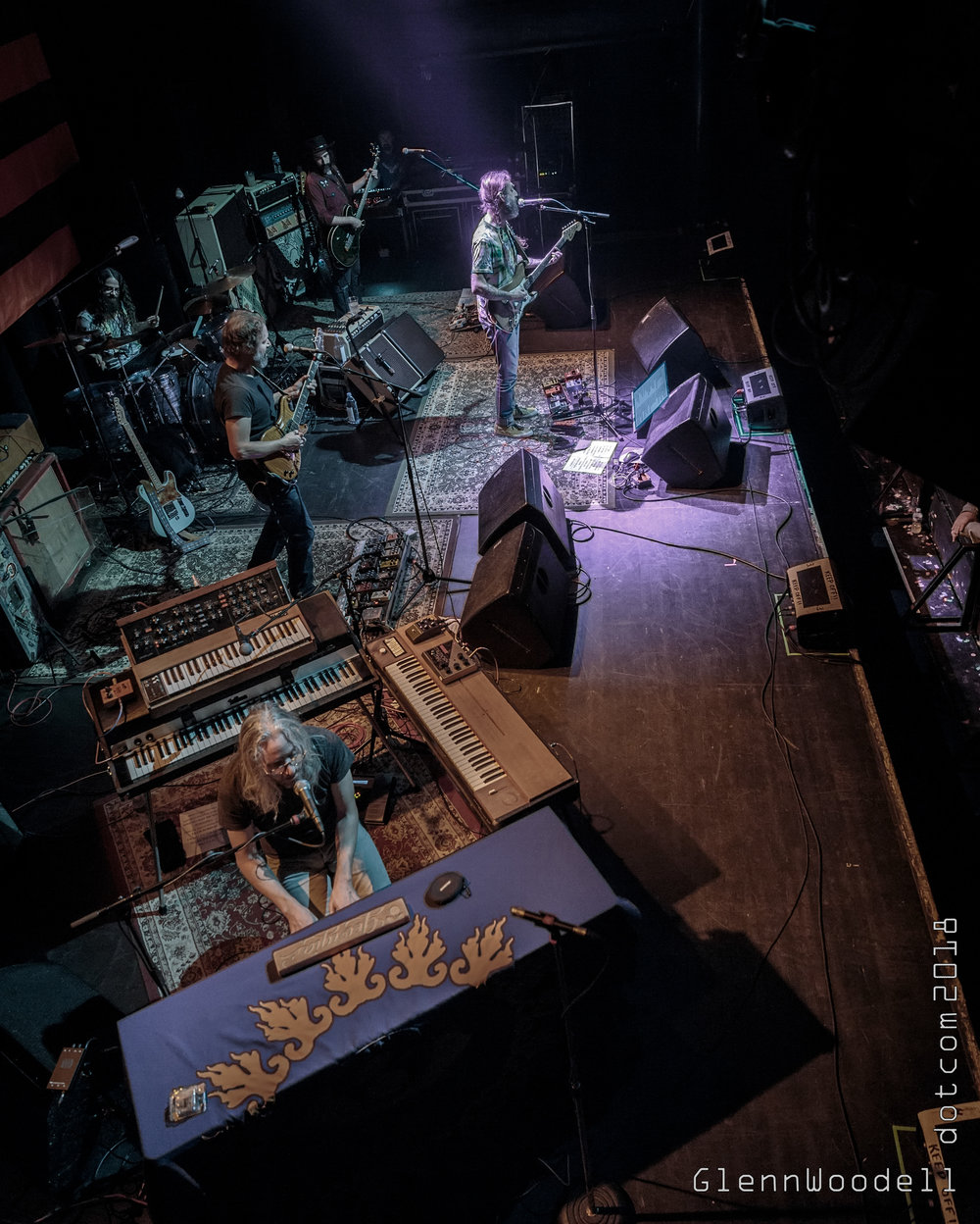 Chris Robinson Brotherhood - The Norva - 10-27-18 18.jpg
