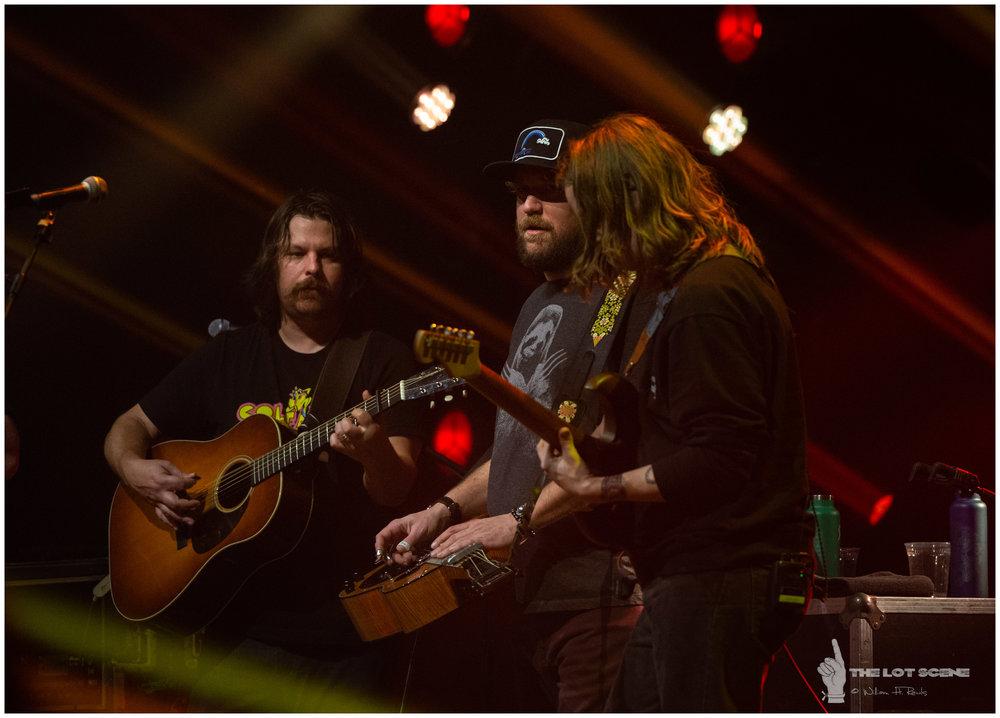 Greensky Bluegrass at The Anthem DC - February 2 2019 - 7.jpg