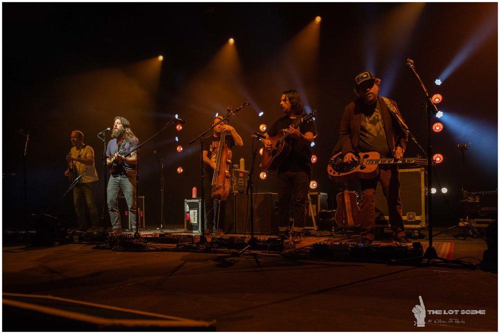 Greensky Bluegrass at The Anthem DC - February 2 2019 - 10.jpg