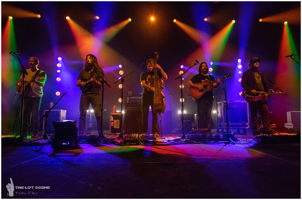 Greensky Bluegrass at The Anthem DC - February 2 2019 - 11.jpg