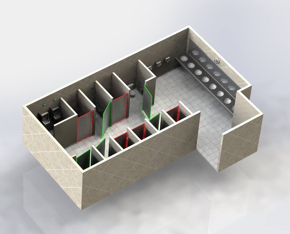Dillon Baker Bathroom Redesign - Bathroom re design