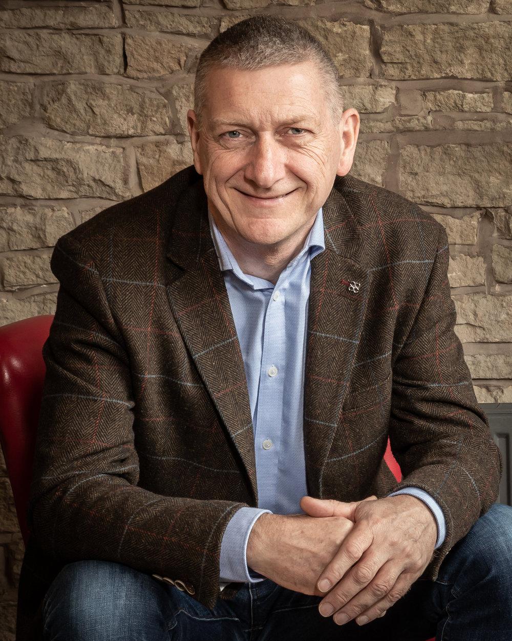 Andrew Thorp, United Kingdom