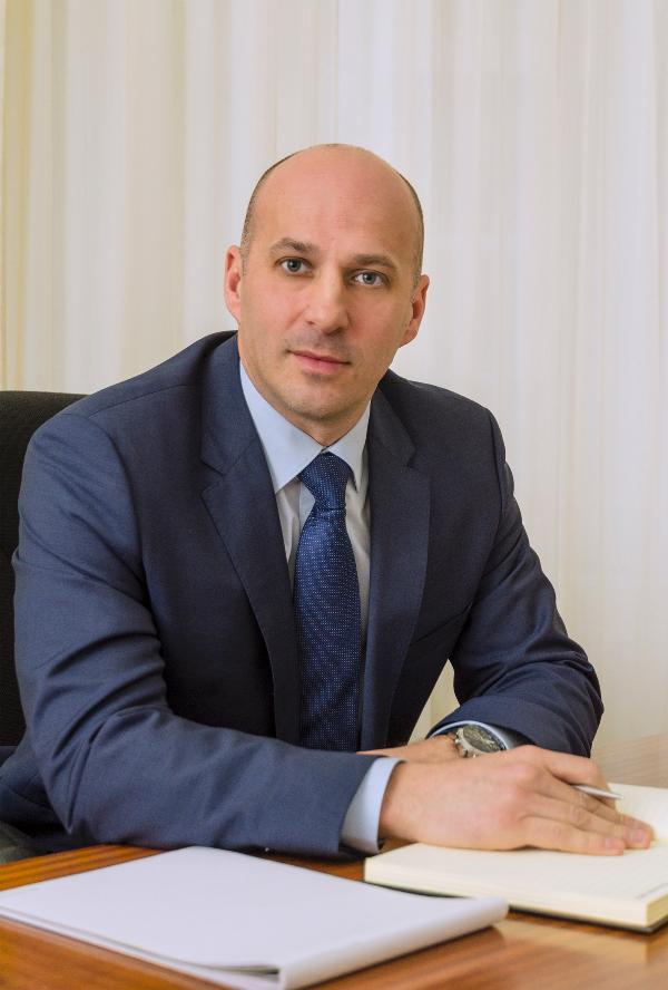 Croatia Post CEO Ivan Čulo