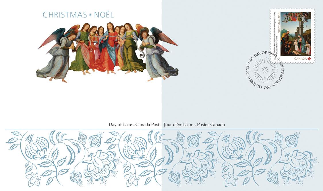 Canadian Christmas stamps — Postal Hub podcast