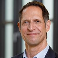 Dr Achim Dünnwald, CEO DHL Parcel