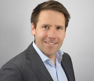 Tiemen van Bruggen, Transformation Director at PostNL