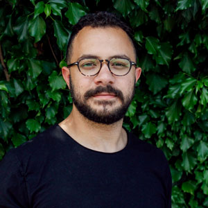 Bassel el Koussa, co-founder and CEO of Quiqup