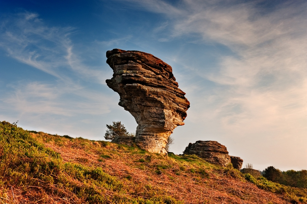Bridgestones by RJB Photography courtesy of North York Moors National Park