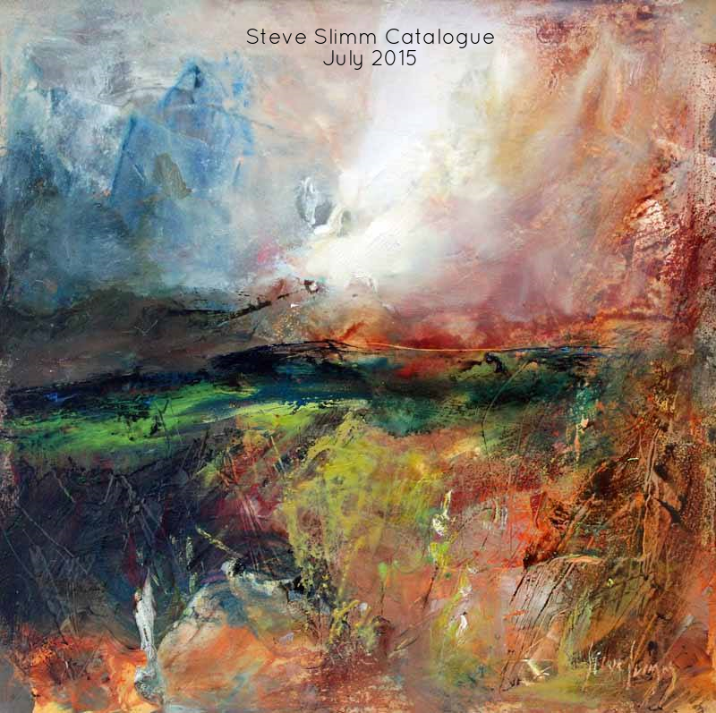 Steve Slimm Catalogue - July 2015