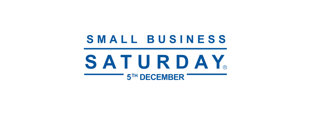 Small Business Saturday - 5th December 2015