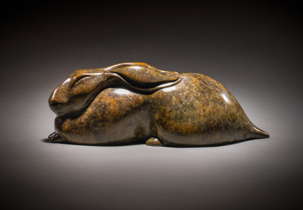 Hare by Simon Gudgeon - £3600.00