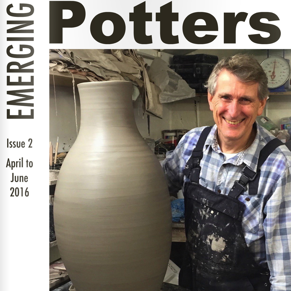 Emerging Potters Magazine - Edition 2 - April 2016