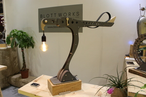 BLOTT Works - Hawk Lamp