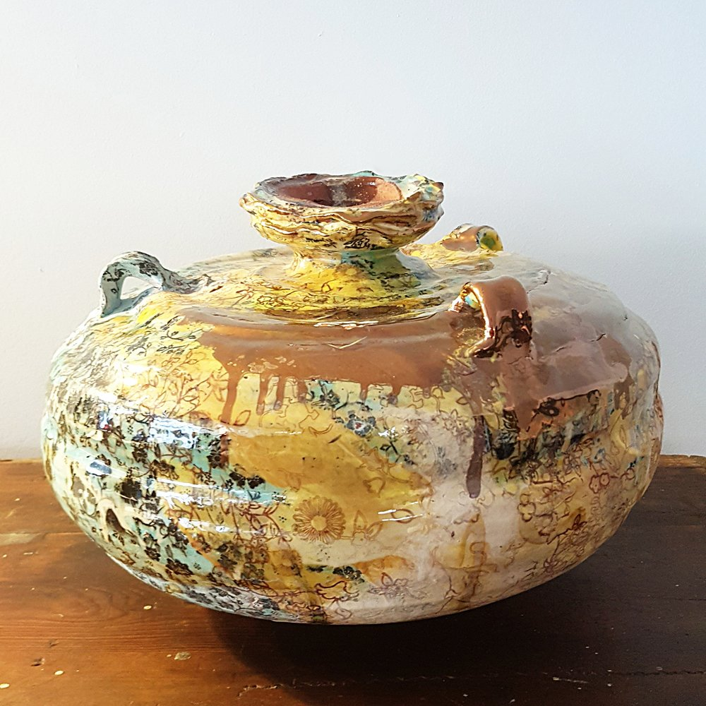 Chris Taylor - Large Bellied Pot