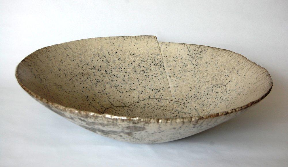 Large White Bowl - £550.00