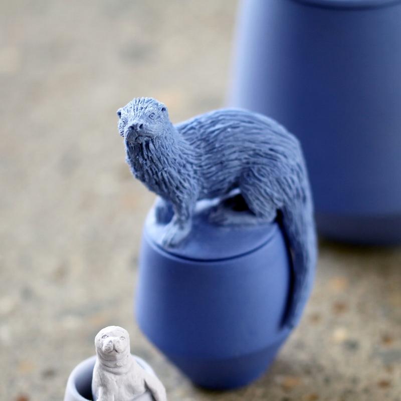 Marine Otter - SOLD
