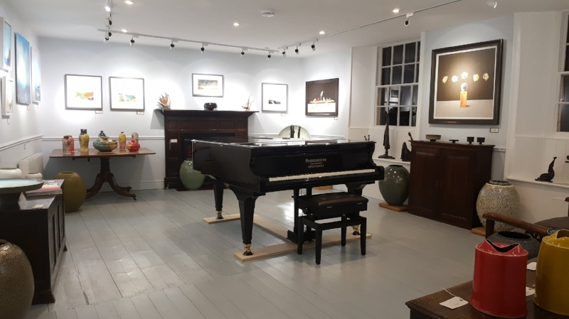 Schiedmayer Boudoir Grand Piano