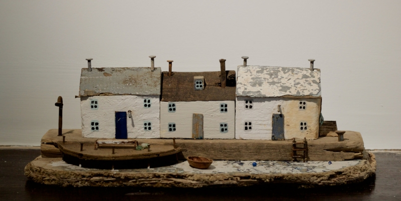 Kirsty Elson - Winter Harbour - £280.00