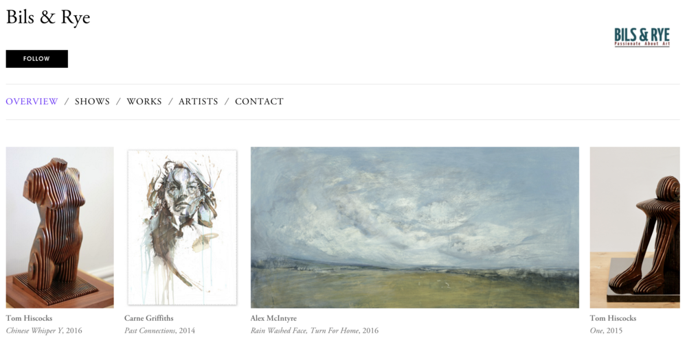 Artsy's mission is to make all the world's art accessible to anyone with an Internet connection.We are a resource for art collecting and education. - We are a resource for art collecting and education.