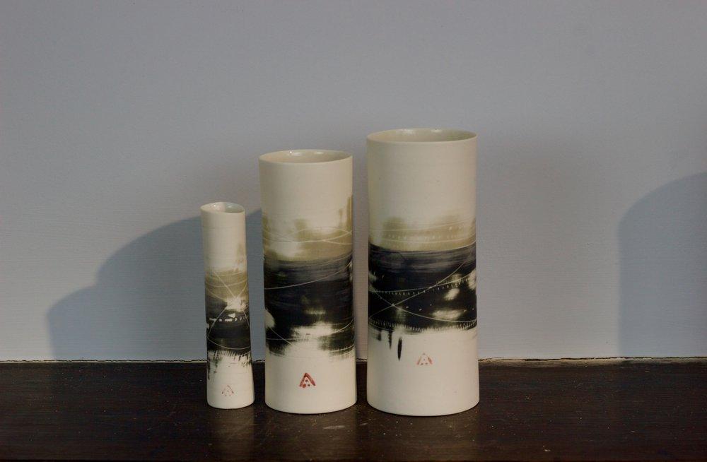 Ali Tomlin Cylinders