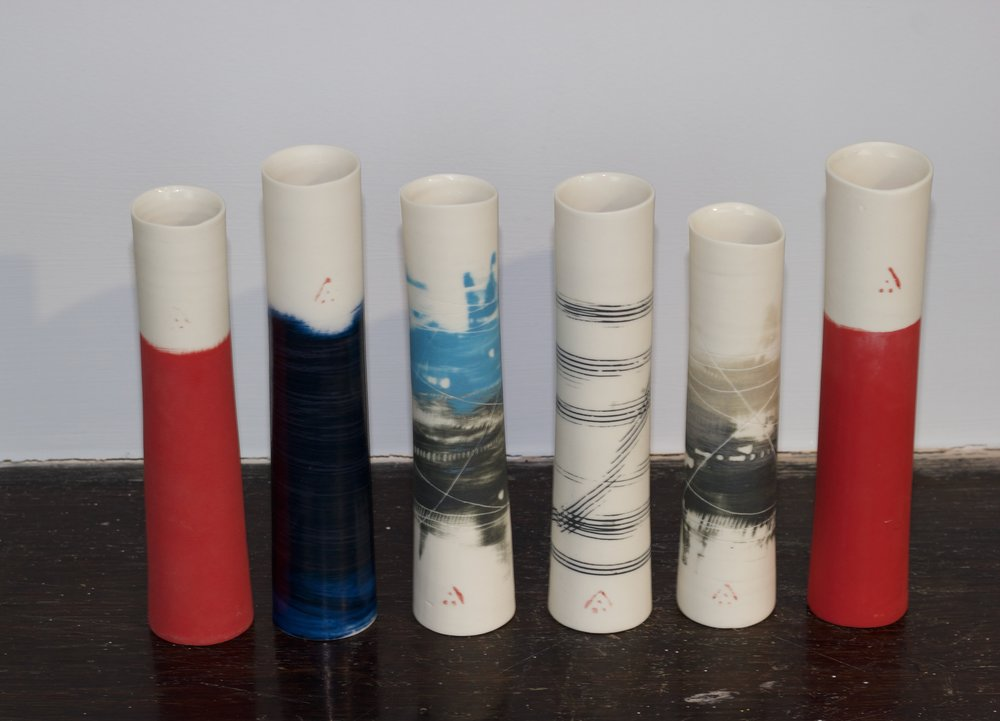 Ali Tomlin Single Stem Vases