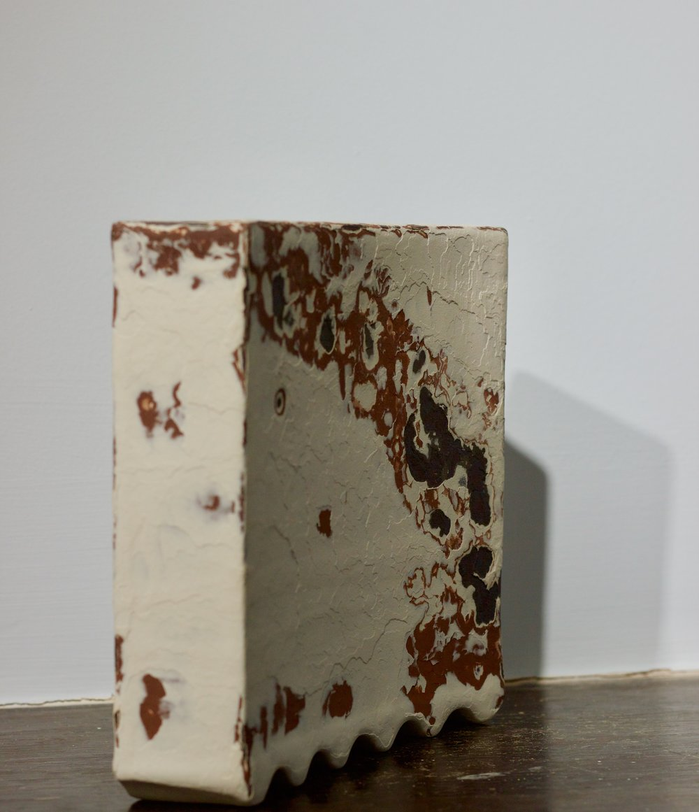 James Faulkner - Small Rectangular Form