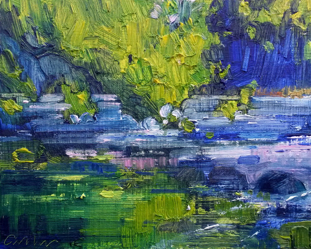 River Reflections, May - £300.00