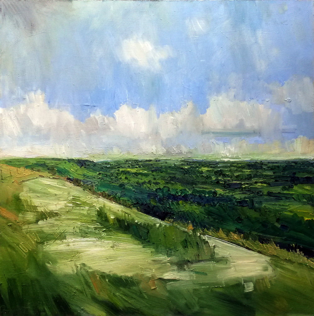 From The Eye Of The White Horse - £1950.00