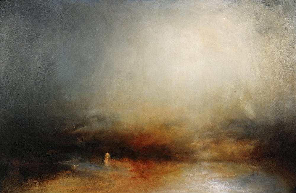 Kerr Ashmore - To Bring you My Love - 65 x 100 cm - Acrylic on canvas - Art - Landscapes - Seascapes - Paintings.jpg