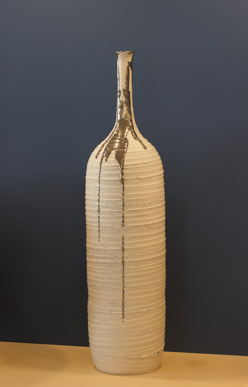 Alex McCarthy - Tall Long Neck Vase