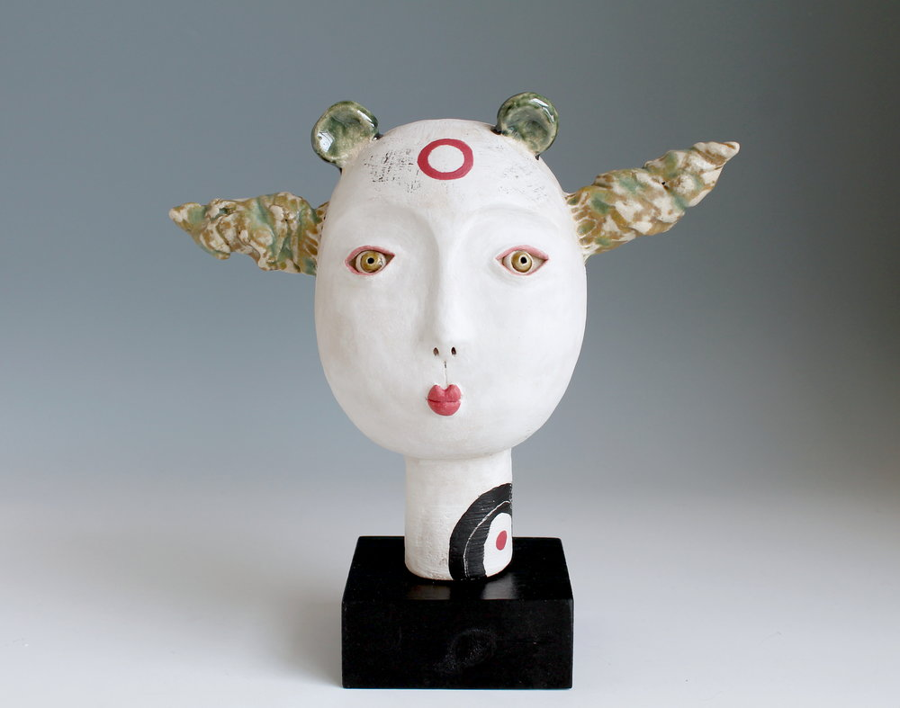 Echo - Ceramic Sculpture