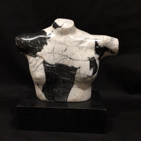 Amazon - Grand Antique Marble Sculpture£750