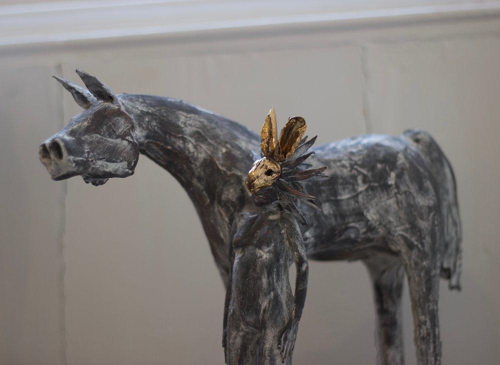 Horse and Rider Valerie-Price West