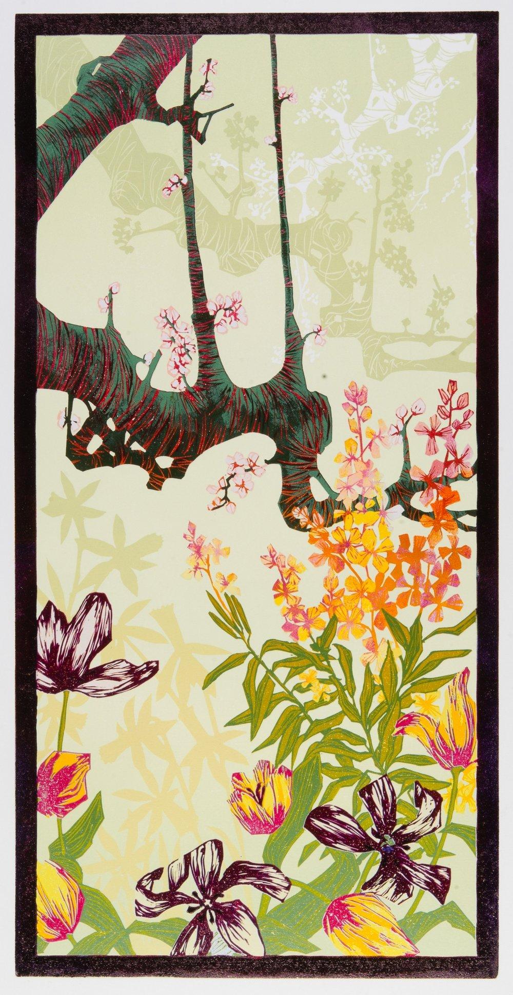 Garden Seasons Spring - £375
