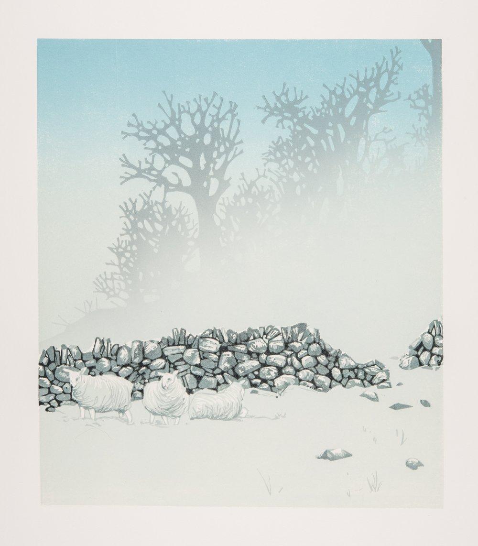 Sheep Shelter - £165